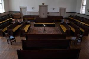 Worship Room (Photo: Emma Hohenstein)