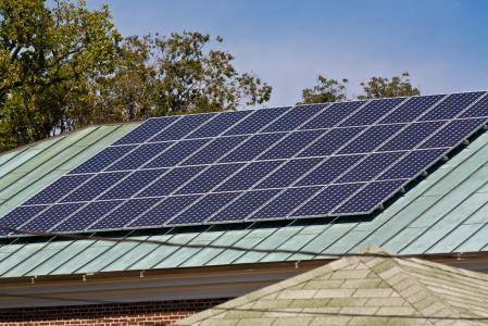 Homewood's Solar Panels